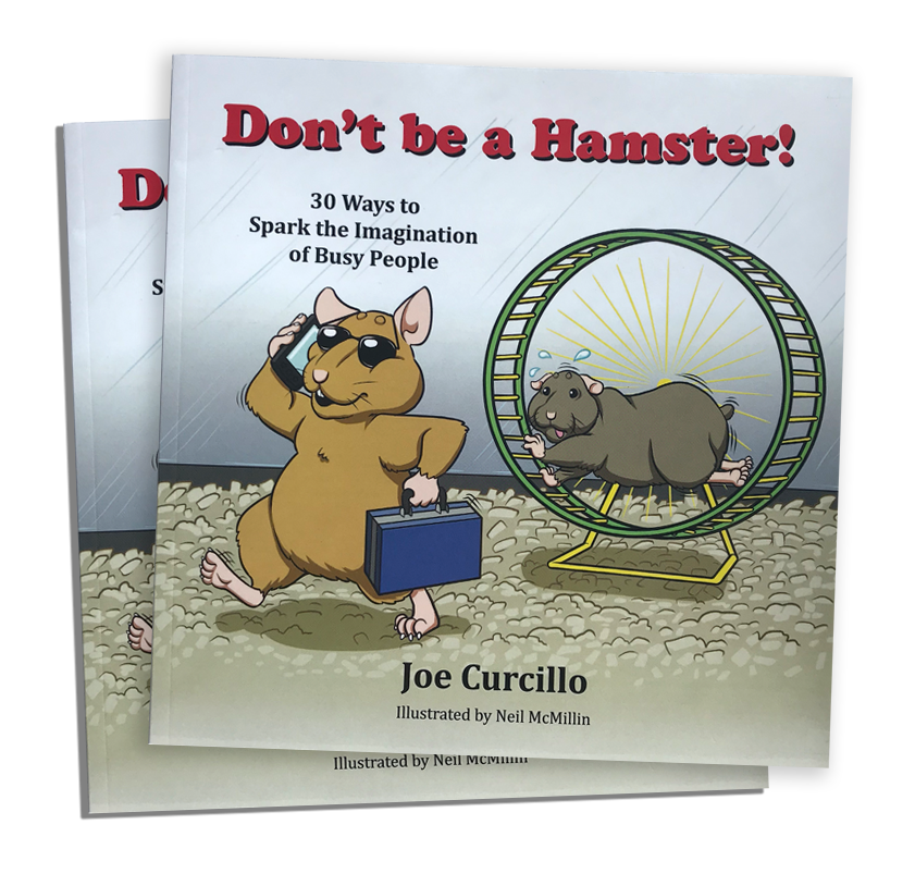 Don't Be A Hampster